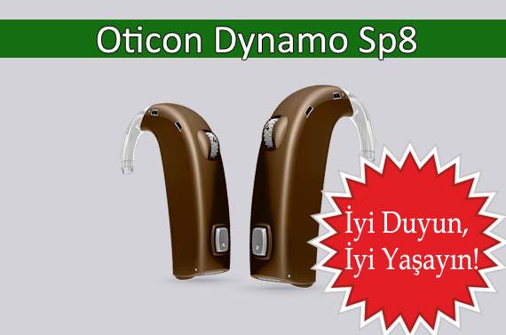 Oticon Dynamo Sp8 İşitme Cihazı
