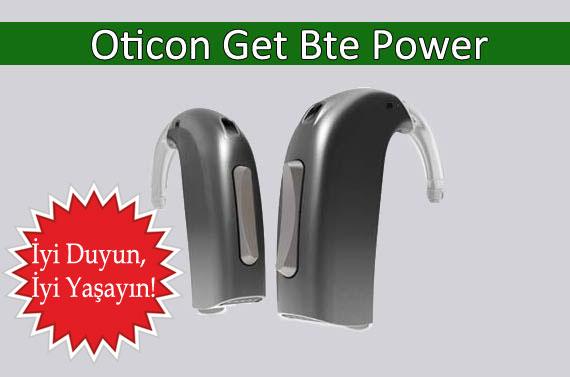 Oticon GET BTE İşitme Cihazı